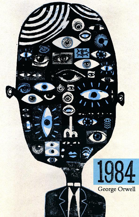 1984 propaganda