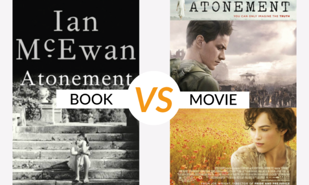 Book vs Movie: Atonement