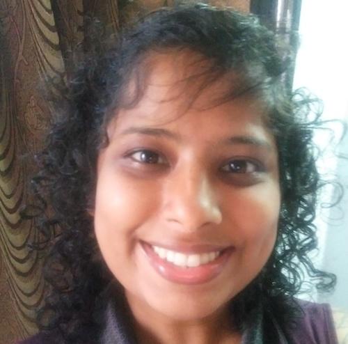 Deepti Thomas