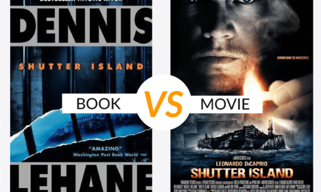 Book vs Movie: Shutter Island