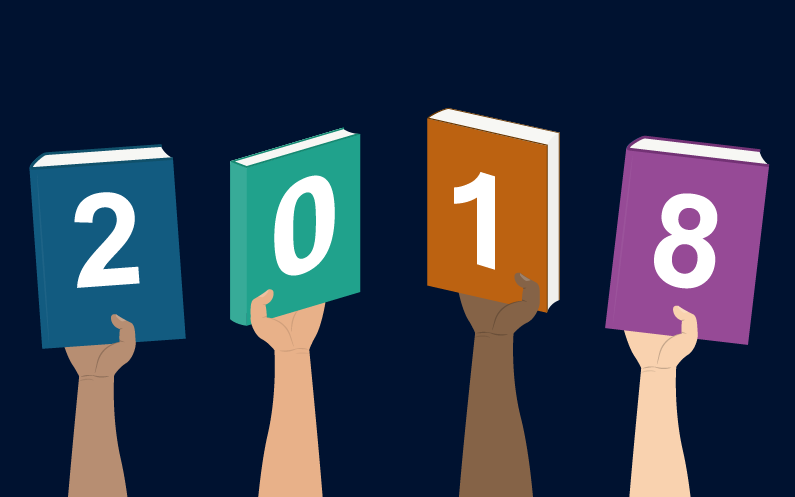 reader's guide to 2018