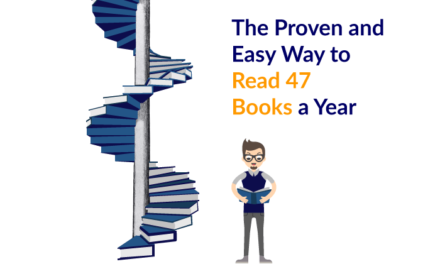 The Proven and Easy Way to Read 47 Books A Year