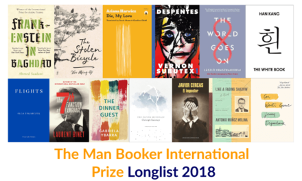 #TCRrack: The 13 Books Long-Listed For The Man Booker International Prize, 2018