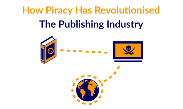 How Piracy Has Revolutionised The Publishing Industry