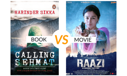 Book vs Movie: Calling Sehmat | Raazi