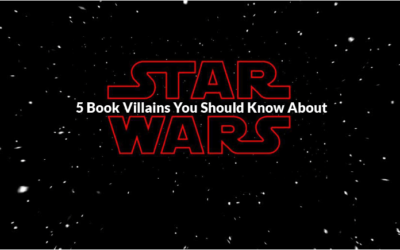 5 Star Wars Book Villains You Should Know About