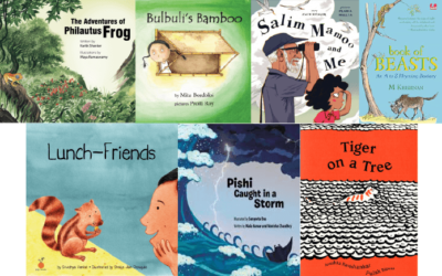 21 Books That Teach Children About The Environment