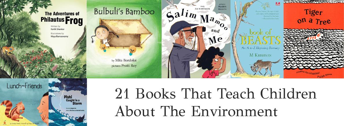 children books environment