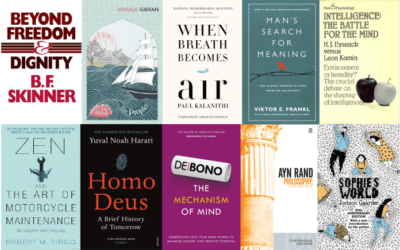 10 Books That Will Give You Food For Thought