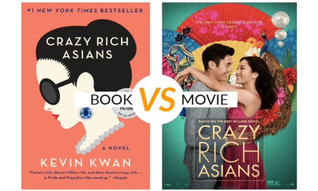 Book Vs. Movie: Crazy Rich Asians