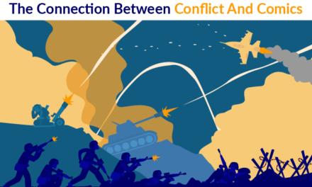 The Connection Between Conflict And Comics