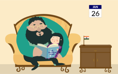 Read We, The Children of India To Introduce Your Child To The Constitution