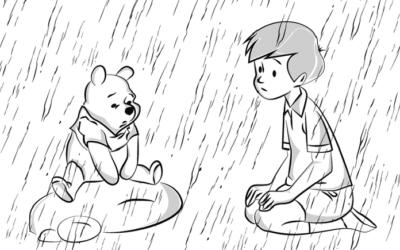 The Tragic History Of Winnie The Pooh