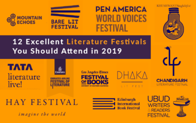 12 Excellent Literature Festivals You Should Attend In 2019