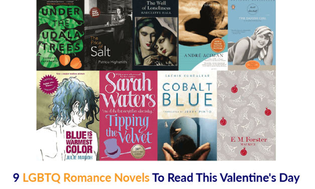 9 LGBTQ Romance Novels To Read This Valentine's Day