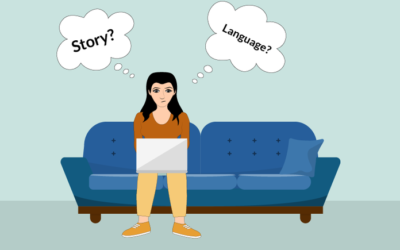 Why You Can't Separate Story And Language While Writing
