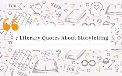 7 Literary Quotes About Storytelling