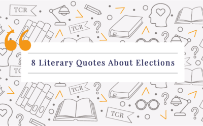 8 Literary Quotes About Elections