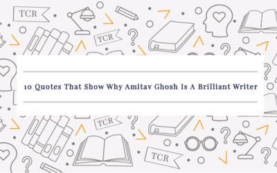 10 Quotes That Show Why Amitav Ghosh Is A Brilliant Writer