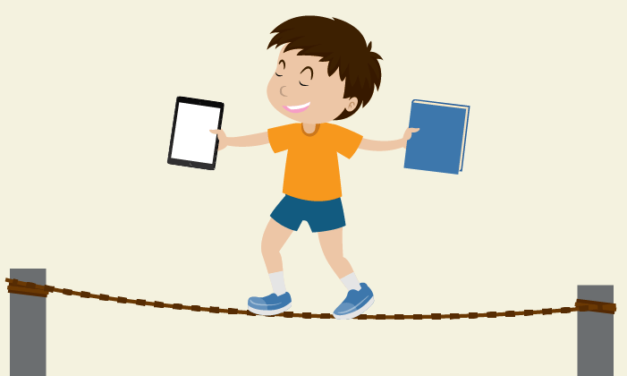 Books And Screen Time: Striking The Right Balance For Your Child