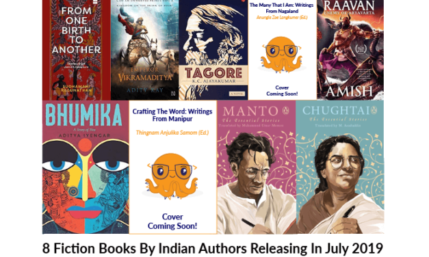 8 Fiction Books By Indian Authors Releasing In July 2019