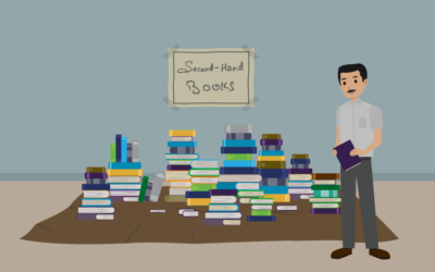 The Life And Times Of A Second-Hand Bookseller