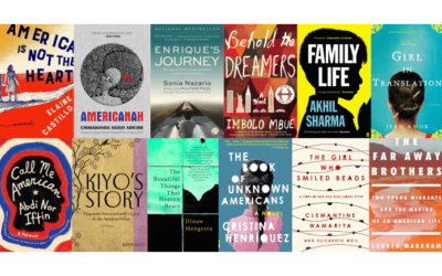 12 Books That Talk About The Immigrant Experience In The USA