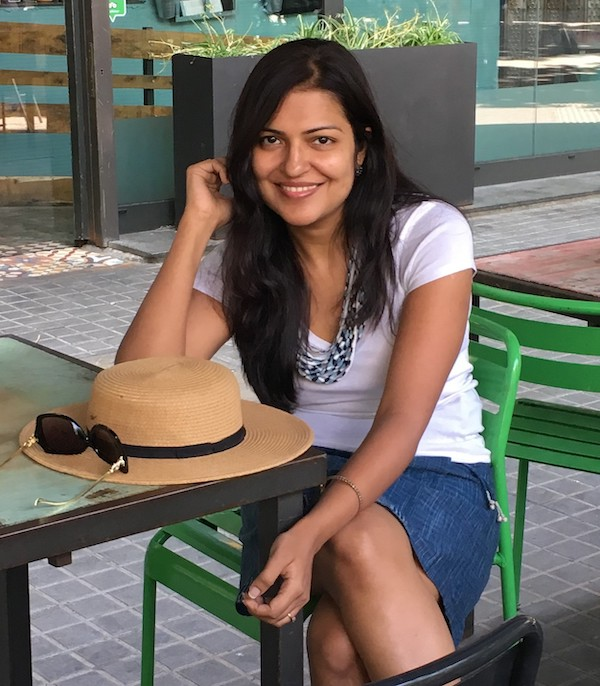 Richa S. Mukherjee