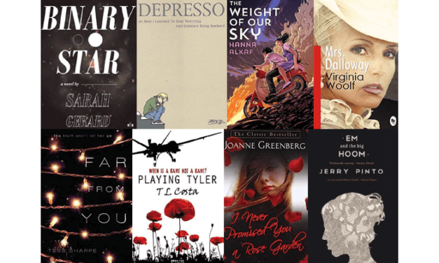 8 Novels That Deal With Mental Illness