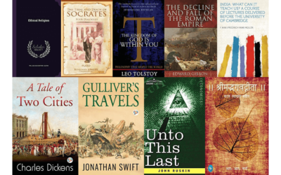 9 Books That Influenced Mahatma Gandhi
