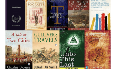 9 Books That Influenced Mahatma Gandhi