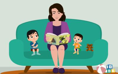 How I Teach Mythology To My Children