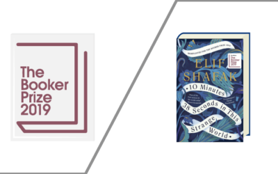 Why Elif Shafak Should Win The Booker Prize 2019