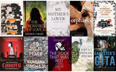 10 Works Of Fiction By Indian Authors Releasing In December 2019