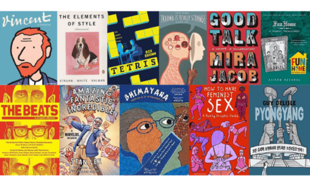11 Nonfiction Graphic Novels To Get You Into The Genre