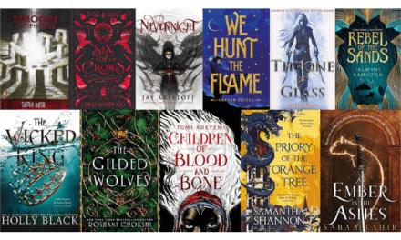 11 YA Fantasy Novels For Fantasy Fanatics