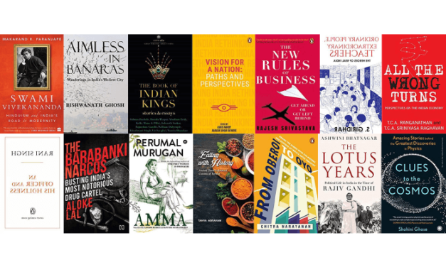 14 Non-Fiction Books By Indian Authors Releasing In December 2019