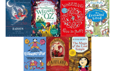 7 Delightful Books For Fans Of Alice's Adventures In Wonderland