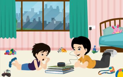 Exploring The World Of Children's Audiobooks