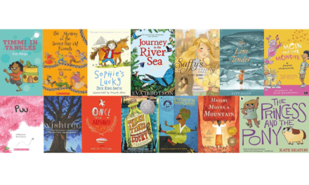 11 Authors On The Children's Books They Recommend