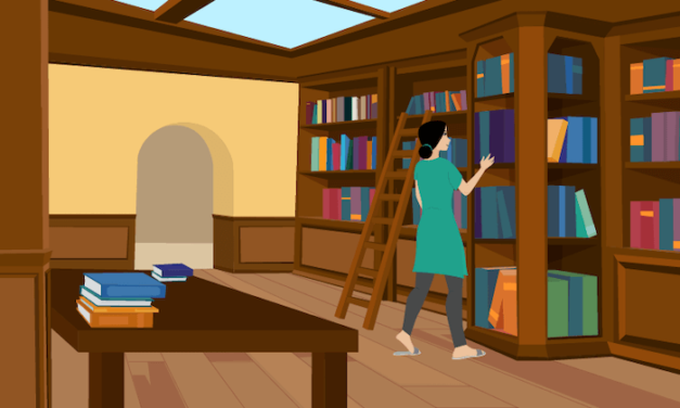 Finding Inspiration In Books And Libraries
