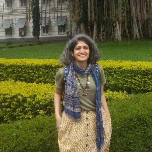 Shweta Radhakrishnan