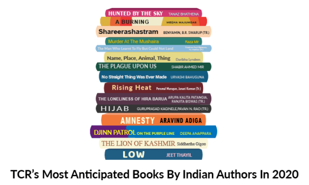 TCR's Most Anticipated Books By Indian Authors In 2020