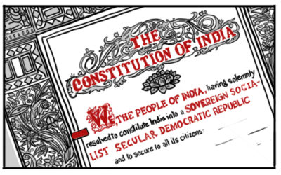 An Illustrated Ode To The Preamble