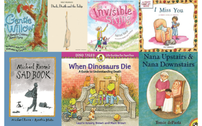 7 Books That Teach Children About Grief And Death