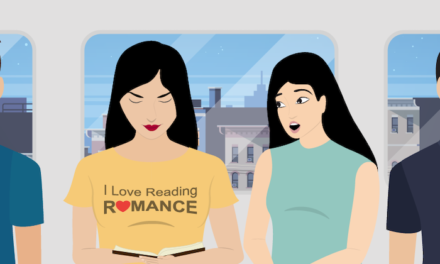 Coming Out As A Romance Geek: Why I Love Reading Romance