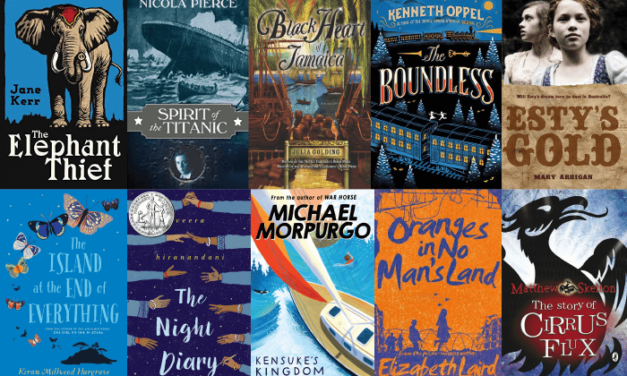10 Middle-Grade Historical Novels That Bring Different Places To Life