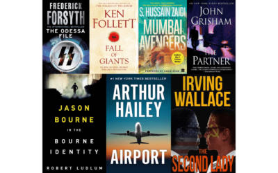 7 Books You Must Read If You Love Jeffrey Archer