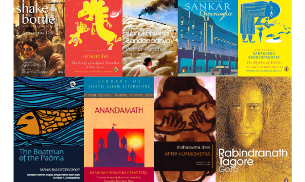 9 Classics Written By Bengali Authors
