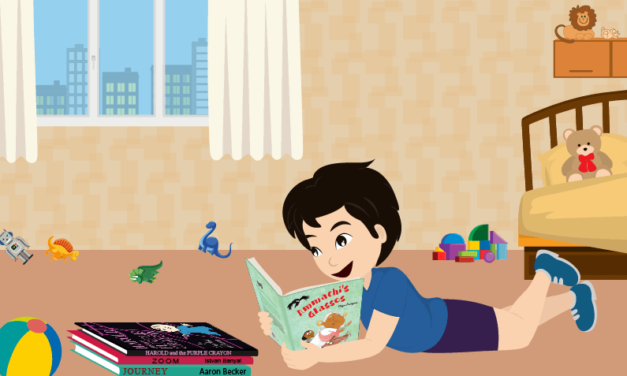 The Wondrous World Of Wordless Picture Books